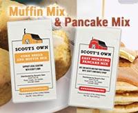 Pancake Mix & Muffin Mix